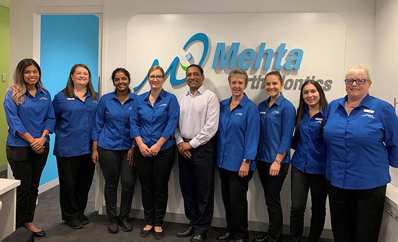 Mehta Ortho team